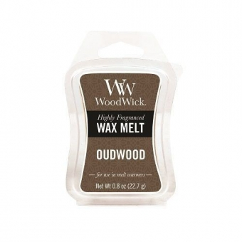 WoodWick Waxmelt – OudWood