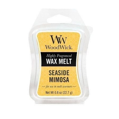 WoodWick Waxmelt – Seaside Mimosa
